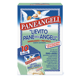 Lievito Pane degli Angeli 10 buste - 3,67 €