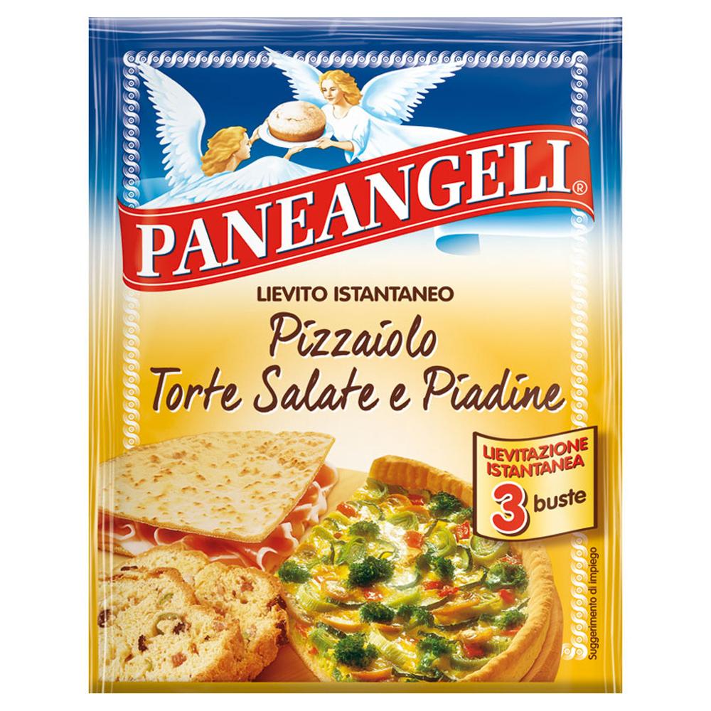 Paneangeli Lievito Pizzaiolo Torte Salate e Piadine
