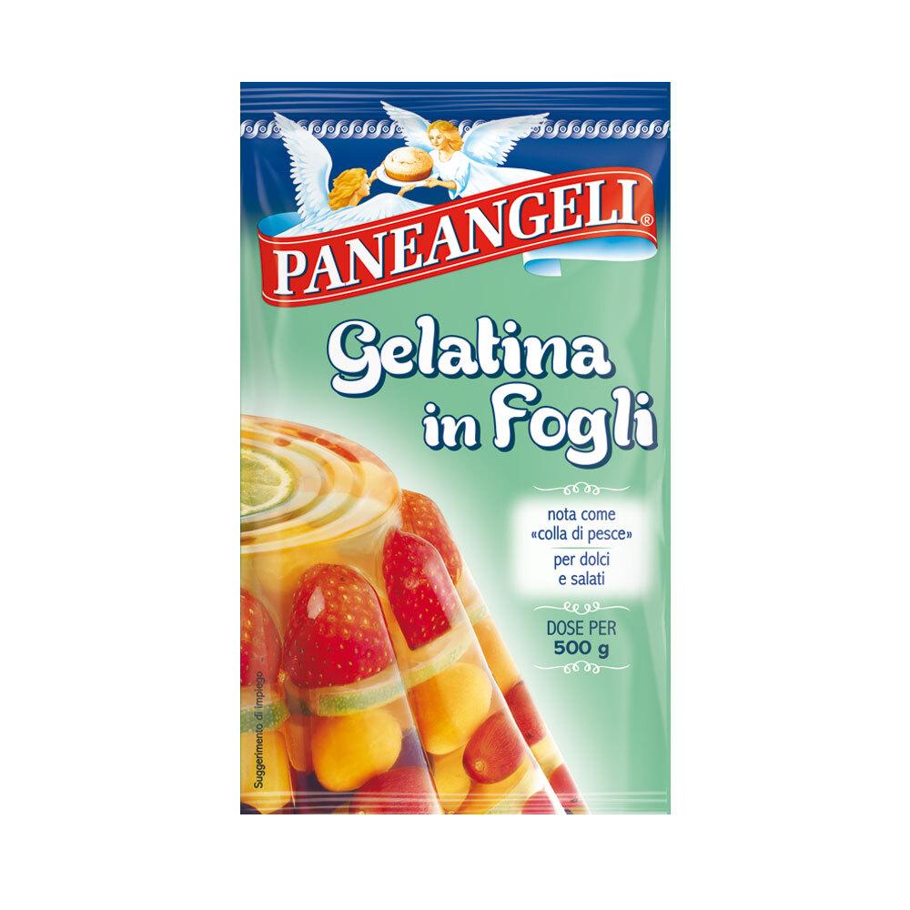 Paneangeli Gelatina in Fogli
