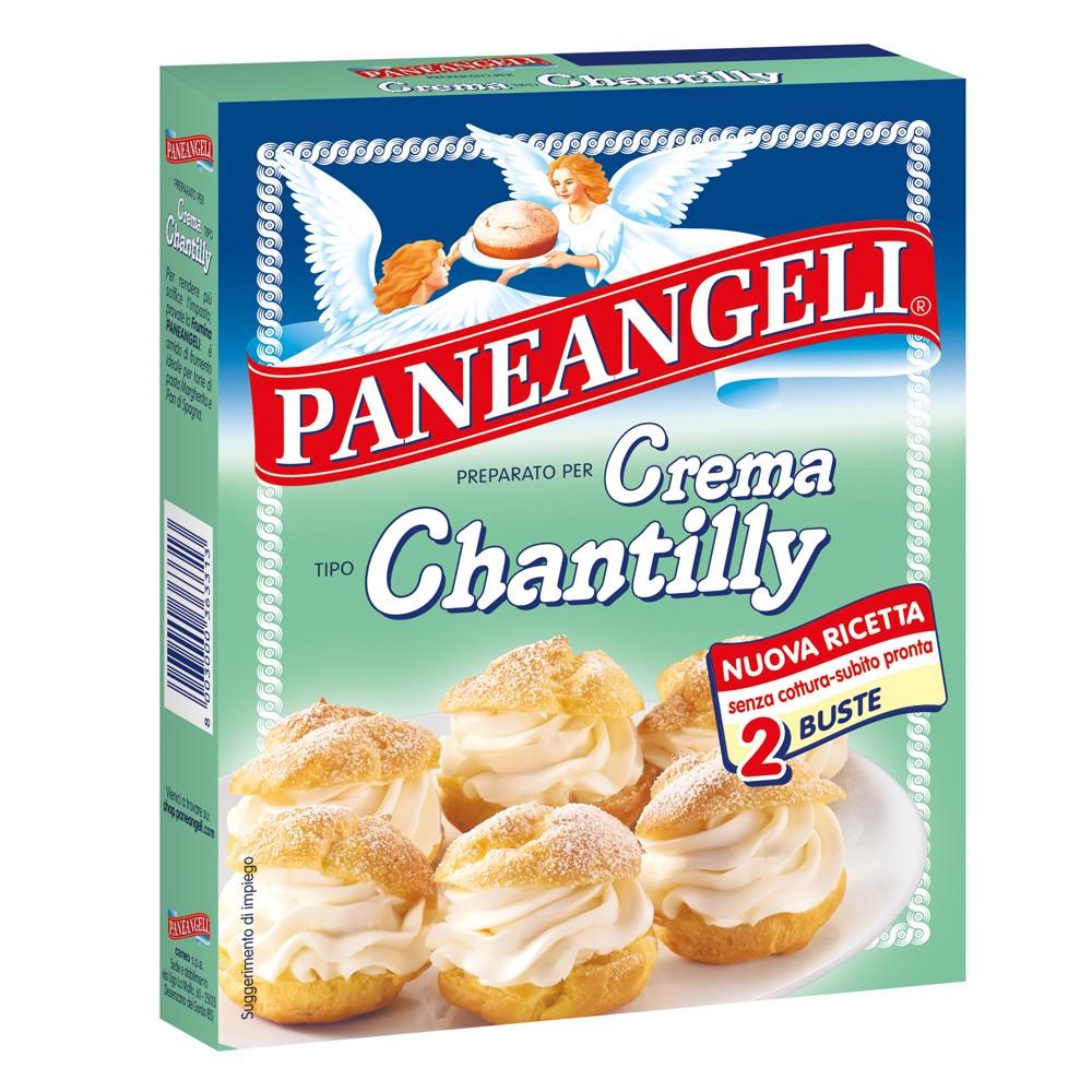 Paneangeli Preparato per Crema tipo Chantilly