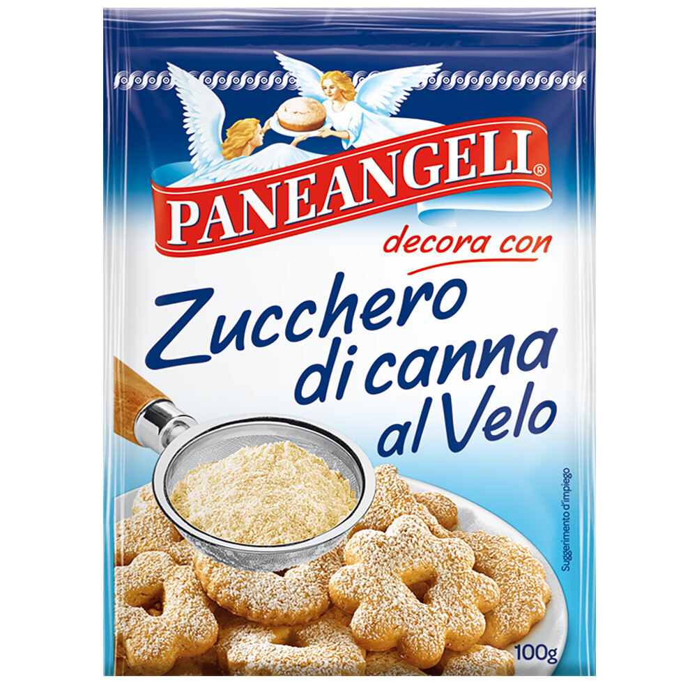 Paneangeli Zucchero di canna al Velo