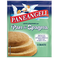 Paneangeli - Paneangeli Lievito Istantaneo per Pan di Spagna