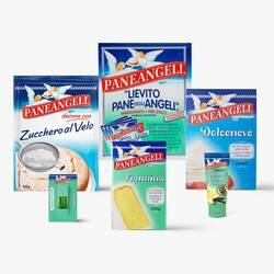 Paneangeli - Kit Frittelle di Carnevale con crema al mascarpone