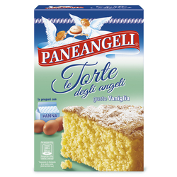 Paneangeli - Preparato per Torta degli angeli gusto vaniglia