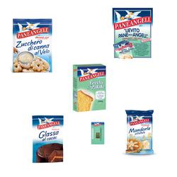 Paneangeli - Kit Ciambellone allo yogurt per la colazione
