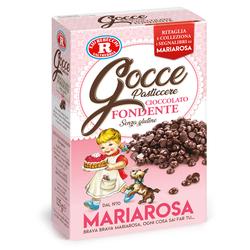 Rebecchi - Rebecchi gocce pasticcere cioccolato fondente