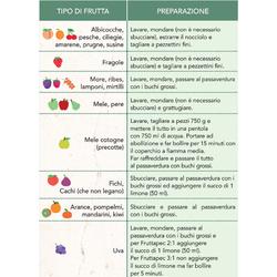 Fruttapec 2:1 per marmellate e confetture pronte in 3 minuti, 3x25g