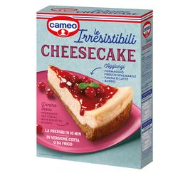 cameo - cameo Cheesecake