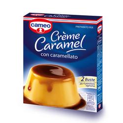 cameo - cameo Crème Caramel con caramellato