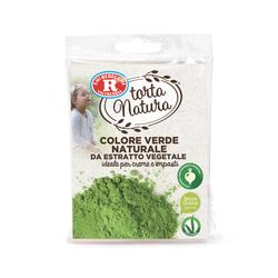 Rebecchi - REBECCHI Colore verde naturale da estratto vegetale