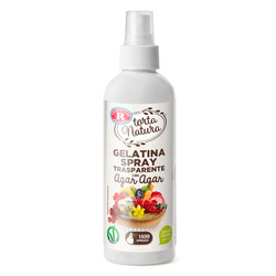 Rebecchi - Rebecchi Gelatina spray trasparente con Agar Agar