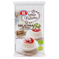Rebecchi - Rebecchi Gelatina in fogli Bio per uso alimentare