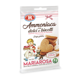 Mariarosa - Mariarosa Ammoniaca per dolci 2x20g