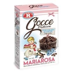 Mariarosa - Mariarosa Gocce pasticcere cioccolato al latte