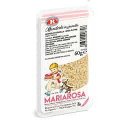 Mariarosa - Mariarosa Mandorle in granella 60g