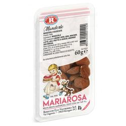 Mariarosa - Mariarosa Mandorle sgusciate 60g