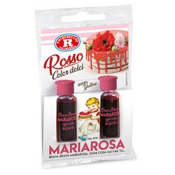 Mariarosa - Mariarosa Color dolci rosso in fiala 10ml