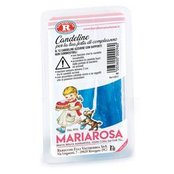 Mariarosa - Mariarosa 12 candeline color azzurro per festa di compleanno