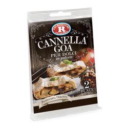 Rebecchi - Rebecchi Cannella in polvere per dolci 2x4g