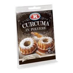 Rebecchi - Rebecchi Curcuma in polvere per dolci e salati 2x10g