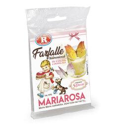 Mariarosa - Mariarosa Farfalle in cialda tridimensionali, 5 decorazioni per dolci senza glutine