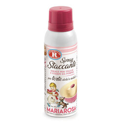 Mariarosa - Mariarosa Spray staccante per torte da utilizzare su teglie e stampi da forno, confezione da 125ml