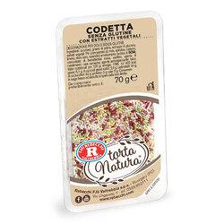 Rebecchi - Rebecchi Codetta senza glutine con estratti vegetali dal potere colorante per decorare dolci 70g
