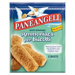 Paneangeli - Paneangeli Ammoniaca per biscotti, lievito istantaneo senza glutine 3x9g