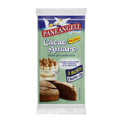Paneangeli - Paneangeli Cacao Amaro 3x25g