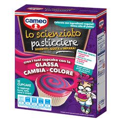 cameo - cameo Lo Scienziato Pasticciere - Cupcake con la glassa cambia-colore