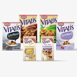 cameo - cameo Colazione: pacchetto degustazione Vitalis