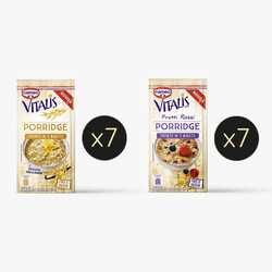 cameo - cameo Porridge: colazione veloce per due settimane