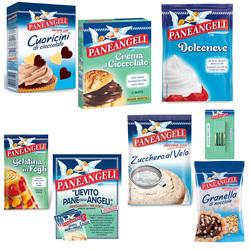 Paneangeli - Paneangeli Kit Torta bavarese al caffè