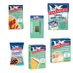 Paneangeli - Paneangeli Ingredienti per Kit Charlotte al Torroncino Kit Charlotte al Torroncino