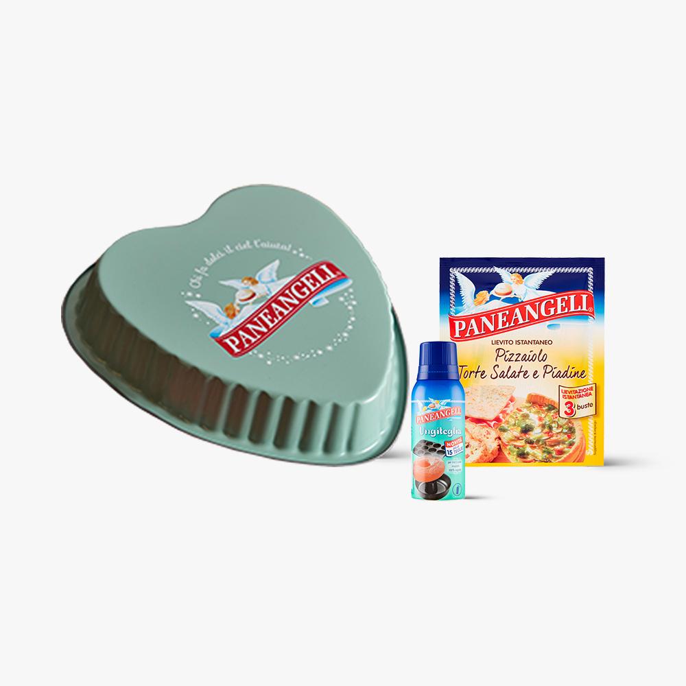 San Valentino - Cheesecake salata