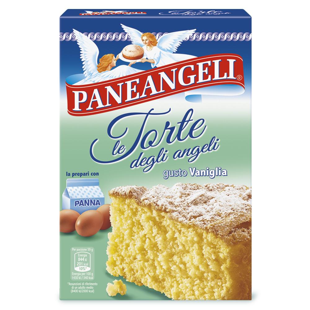 Preparato per Torta degli angeli gusto vaniglia