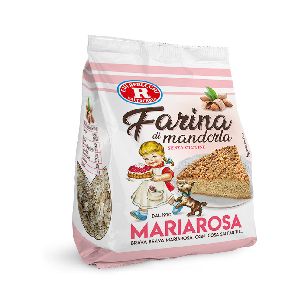 Farina di Mandorle - Mariarosa