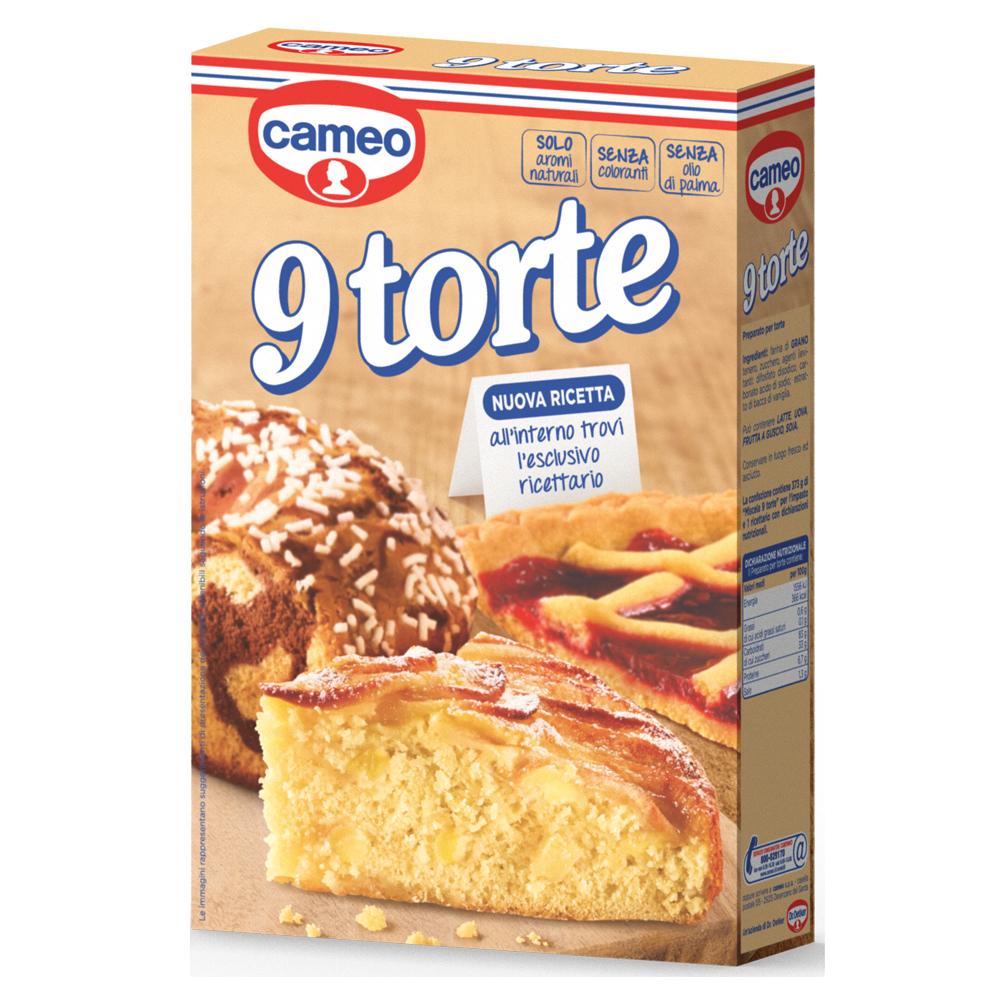 9 torte
