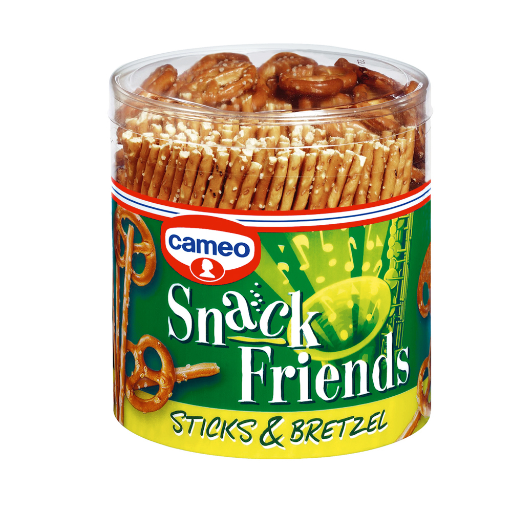 Sticks & Bretzel 300g