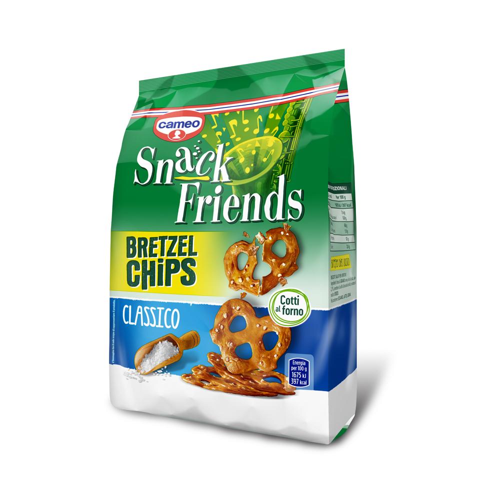 Bretzel Chips Classico 100g