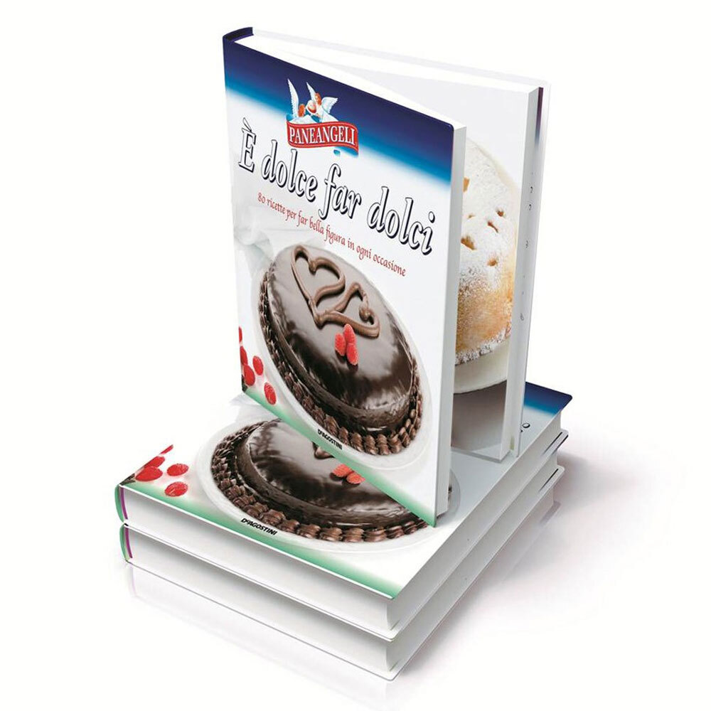 """Promozione Libro PANEANGELI """"E' dolce far dolci"""""""