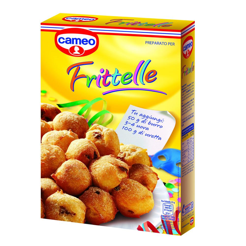 Preparato per Frittelle
