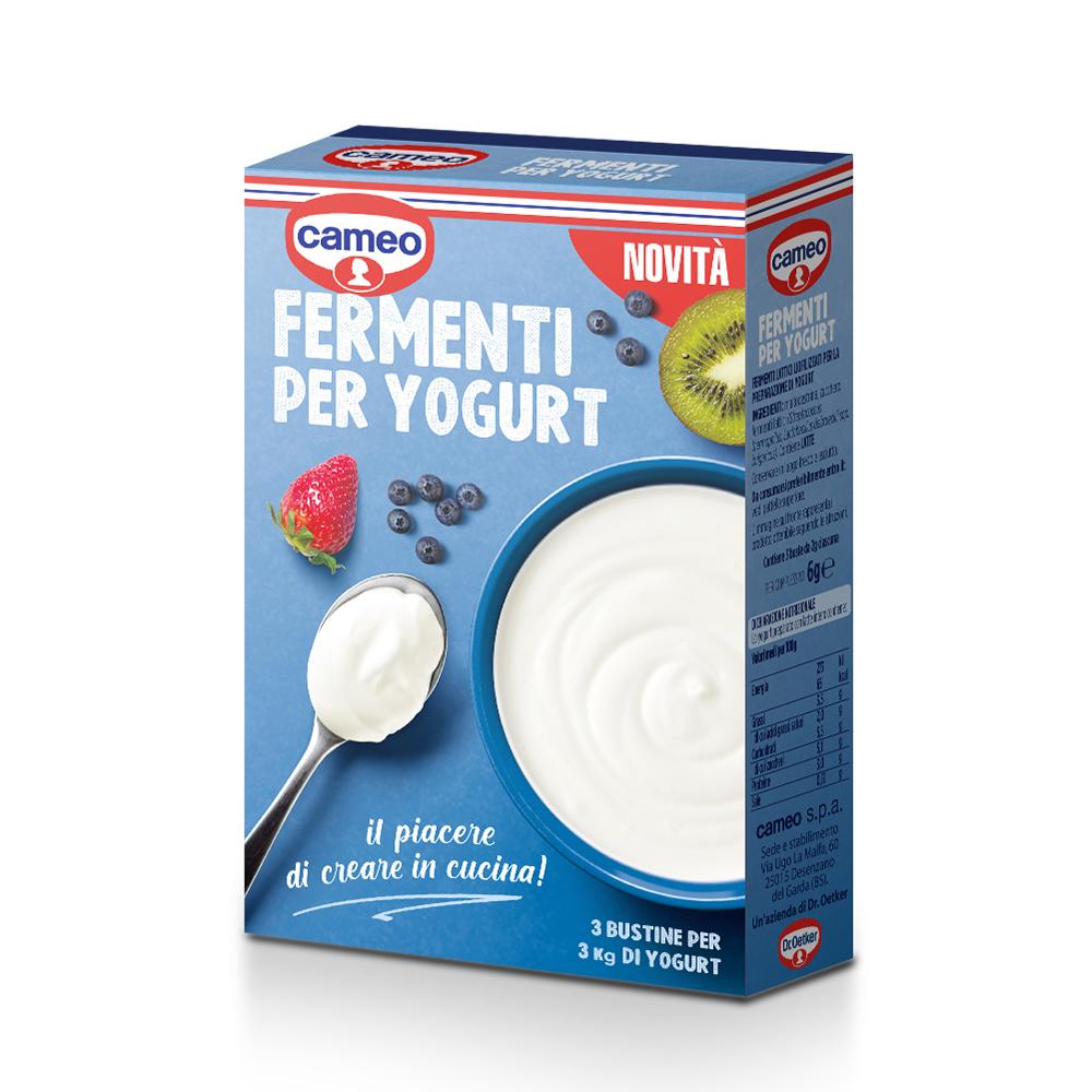 Fermenti per Yogurt Classico