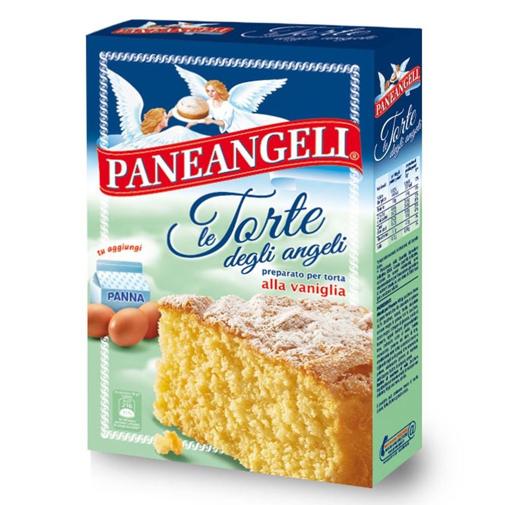 Preparato per Torta degli angeli alla vaniglia