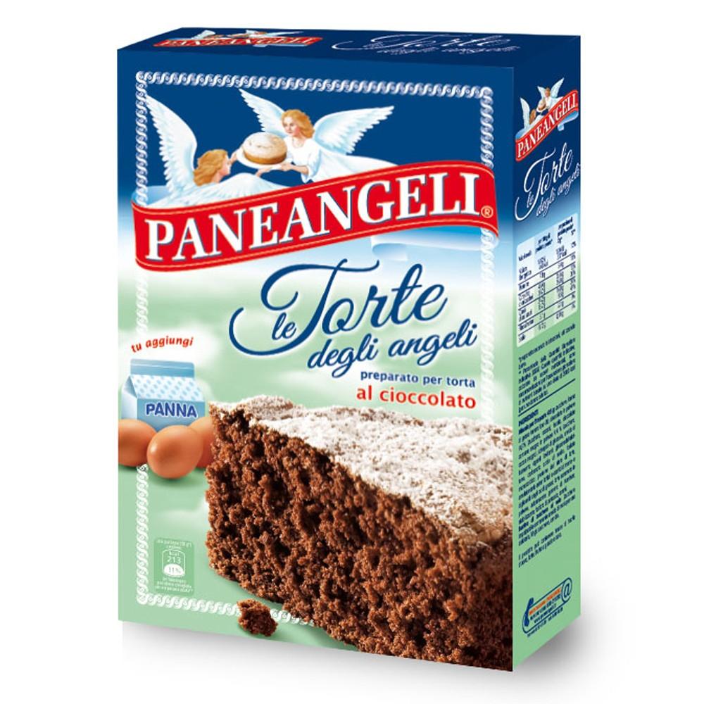 Preparato per Torta degli angeli al cioccolato