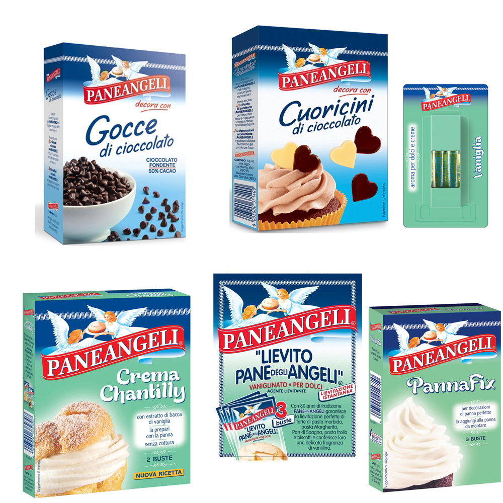 Kit Cupcakes al Tiramisù