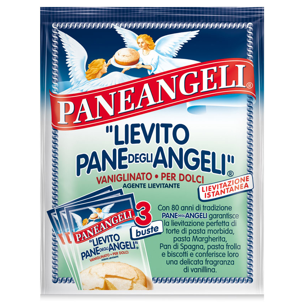 Ricette di dolci pan degli angeli