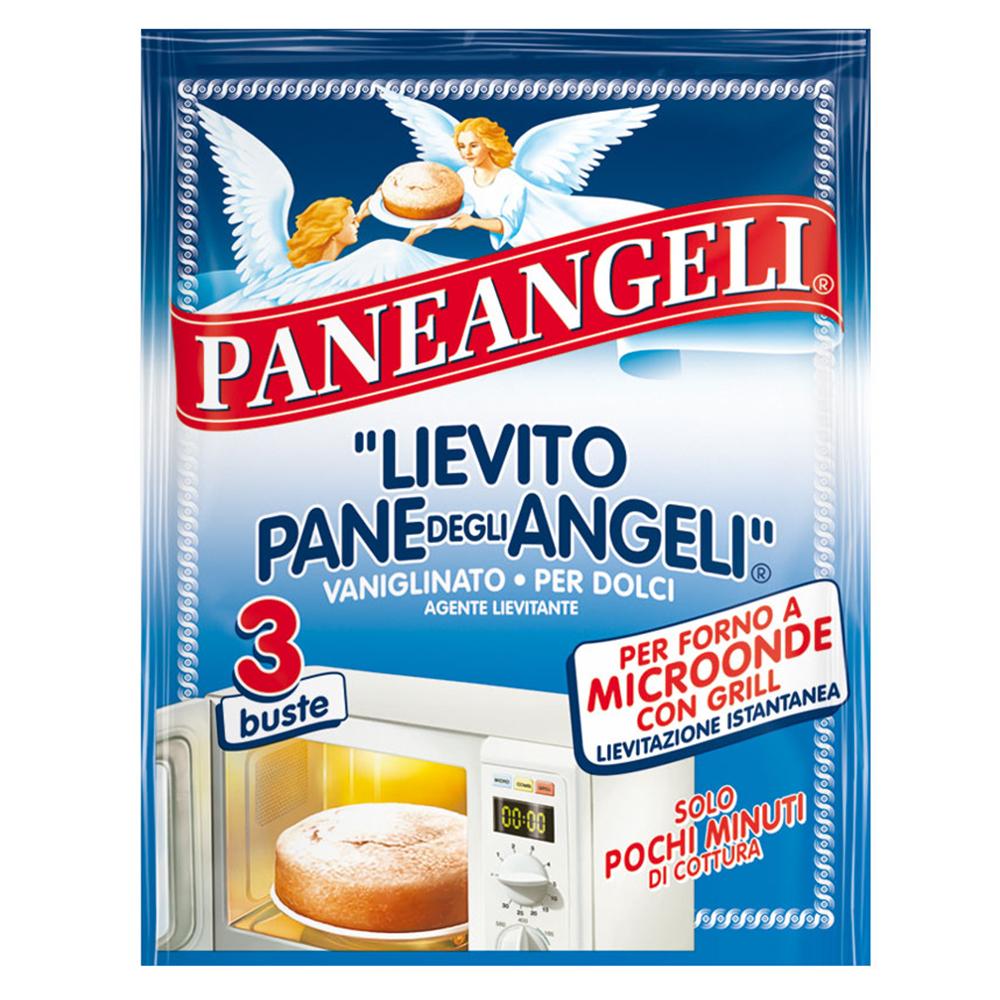 Lievito Pane degli Angeli per microonde 3 buste