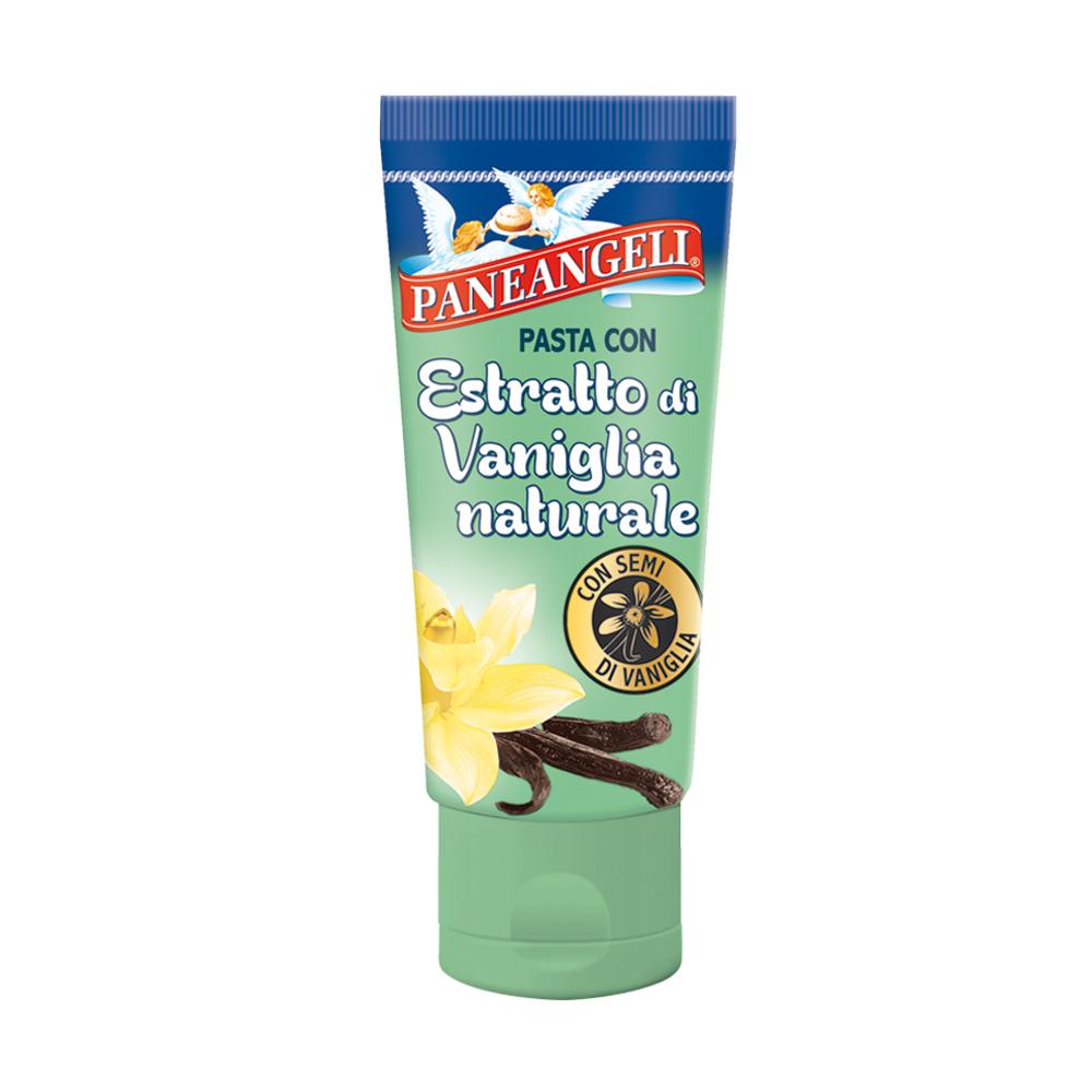 Pasta con Estratto di Vaniglia naturale