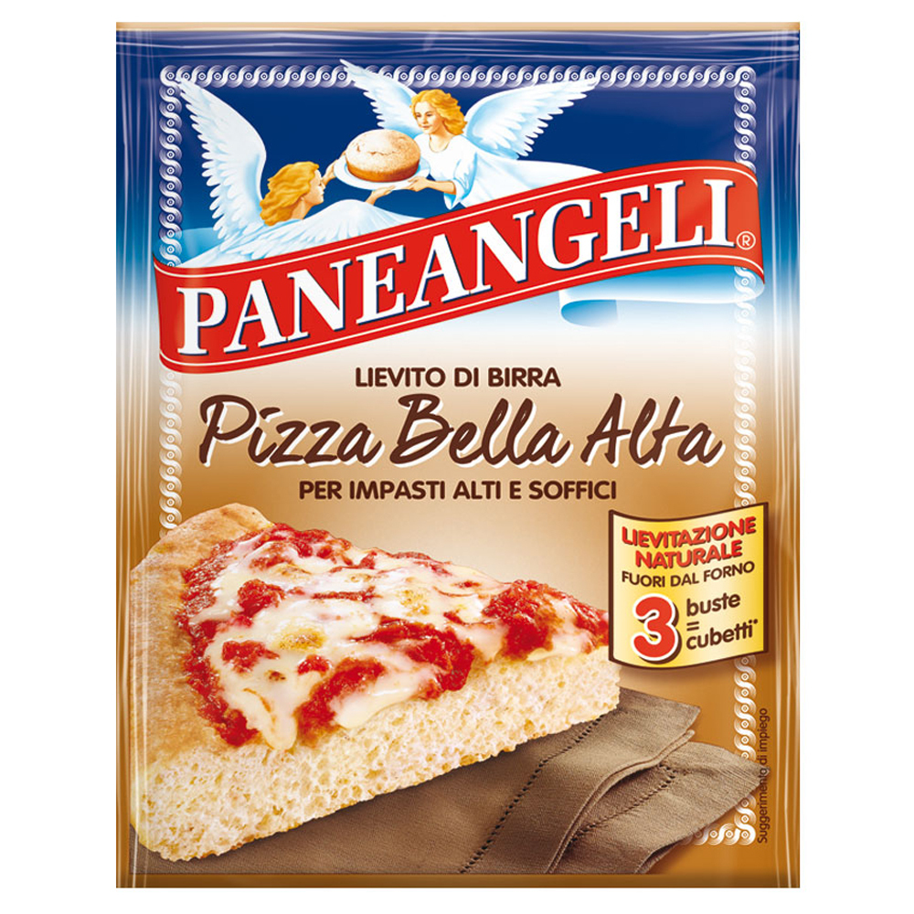 Lievito Pizza Bella Alta